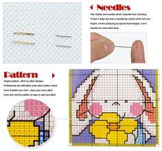 ks cross stitch kits contain
