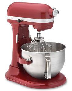 KitchenAid Professional 610 Stand Mixer, Empire Red