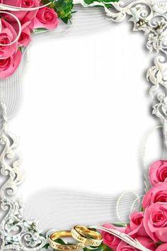 Свадебные рамки Wedding Invitation Background, Wedding Invitations, Happy Birthday Colleague, Engagement Invitation Wording, Pick Art, Christmas Frames, Certificate Templates, Diy Wedding Decorations, Flower Frame