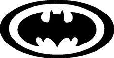 batman stencil.. and others for some diy shirt decorating!
