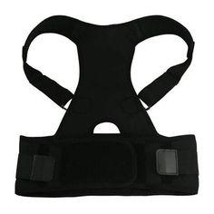 Posture Corrector Back Brace Shoulder Back Support Belt Shoulder Po...