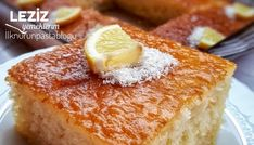 Yogurt Dessert (Great Dessert That Shoots Full Sorbet) - Delicious Recipes - Cheesecake Recipes Great Desserts, Homemade Desserts, Cakes Originales, Strawberry Cake Recipes, Turkish Recipes, Sweets Recipes, Cheese Recipes, Christmas Desserts, Cheesecake Recipes