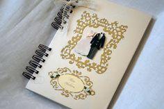 Agenda da noiva dourada - wedding