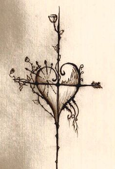 """Heart compass. """"Let your heart, Sweetheart, be your compass when you're lost."""""""