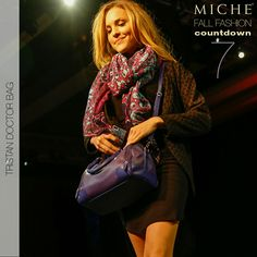 Miche Fall Collection SNEAK PEEK #7:  Tristan Doctor Bag | Shop MyStylePurses.com