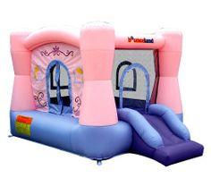 the cheapest bouncy house | Cheap Bounce House:Bounceland Princess Carriage Bounce House ...