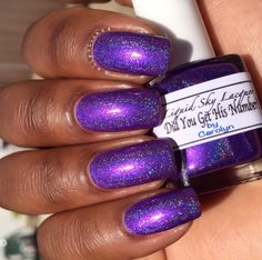 Liquid Sky Lacquer - Did You Get His Number?