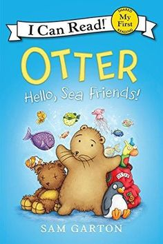 Otter My First I Can Read