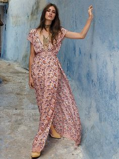 I love this dress. Free People have the best stuff-that i can not afford!Moroccan Dream- Free People | Forever Boho