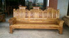 bàn ghế gỗ hương tay hộp - Đồ gỗ Chuyền lộc