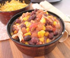 salsa chicken for the crockpot--made this week, easy and yummy!!!!