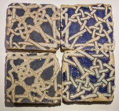 Patrimonium Hispalense > Centro del Mudéjar > Paño de cuatro azulejos