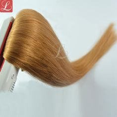 (Ad) Straight Stick Tip Keratin Human Hair Extensions Pre Bon. - (Ad) Straight Stick Tip Keratin Human Hair Extensions Pre Bonded - Dyed Blonde Hair, Brown Blonde Hair, Light Brown Hair, Light Hair, Micro Ring Hair Extensions, Best Human Hair Extensions, Hair Dye Colors, Brown Hair Colors, Braided Hairstyles Tutorials