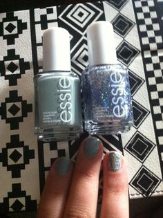 Essie Love ❤️️  ~ maximillian strasse her ~ on a silver platter