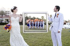 LOVE this wedding photo idea!
