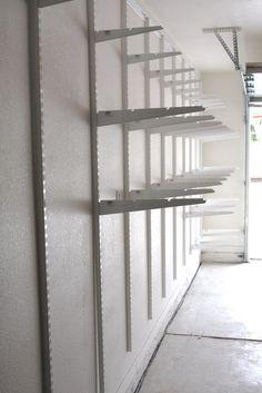 Custom Garage Shelving by Simply Organized                                                                                                                                                                                 More