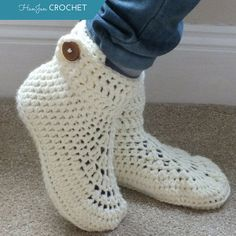 Instant Download PDF Crochet Pattern: Adult by HanJanCrochet