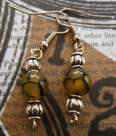King Snake earrings