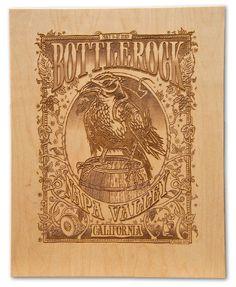 Bottlerock Laser Maple Edition - zoltron