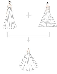 Bohemian Pearls Deep V Neck Backless Flower Beading Sheer Sleeve Pleats Chiffon Wedding Dress - June Bridals Tulle Dress, Lace Dress, Gown Dress, Chiffon Dress, Bridal Gowns, Wedding Dresses, Tulle Wedding, Headpiece Jewelry, A Line Gown