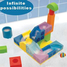 Really cool bath toy                                                                                                                                                                                 More