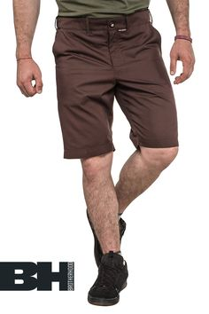 Shorts Contrast, brown