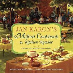 Jan Karon's Mitford Cookbook and Kitchen Reader, Jan Karon~fantastic~make offer~