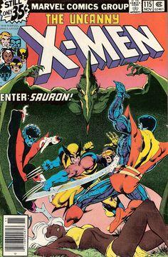 X-Men #115