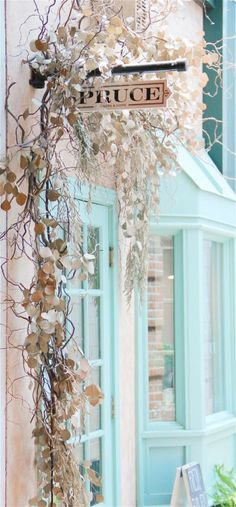 Vintage and shabby chic outdoor