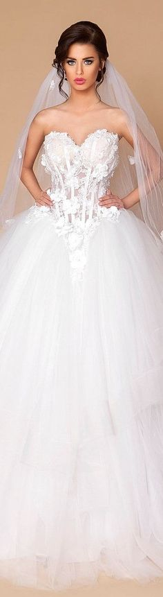 Tony Chaaya bridal 2015