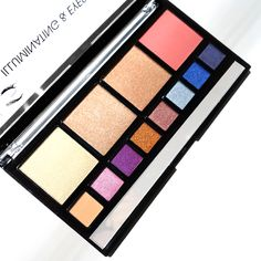 Celavi illuminating & eyeshadow kit $5 Grab this palette to master your glow makeup✨✨ face glow + dreamy Eyeshadows in one palette⚡️ SHOP AT - http://www.pick6deals.com/celavi-illuminating-eyeshadow-kit.html