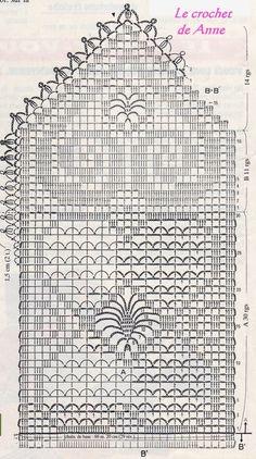 grille napperon grecque