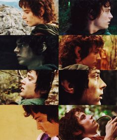 He was reminded suddenly of Frodo as he had lain, asleep in the house of Elrond… Hobbit Art, The Hobbit, Fellowship Of The Ring, Lord Of The Rings, Rings Film, You Shall Not Pass, Film Trilogies, Bagginshield, Frodo Baggins