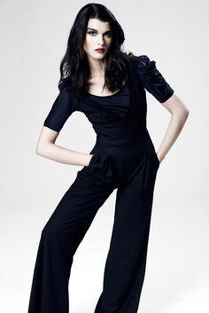 ZAC Zac Posen Fall 2012 Ready-to-Wear Fashion Show Collection