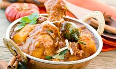 Groupon - 3-Course Indian with Bottle of Wine for Two ($ 39) or Four ($74) at Dera The Hub Of Indian Delicacies (Up to $165 Value) in Grange. Groupon deal price: $39