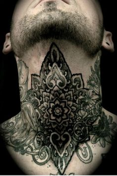 Leading Tattoo Magazine & Database, Featuring best tattoo Designs & Ideas from around the world. At TattooViral we connects the worlds best tattoo artists and fans to find the Best Tattoo Designs, Quotes, Inspirations and Ideas for women, men and couples. Neck Tattoo For Guys, Tattoo For Son, I Tattoo, Mandala Tattoo, Creative Tattoos, Unique Tattoos, Beautiful Tattoos, Retro Tattoos, Best Neck Tattoos