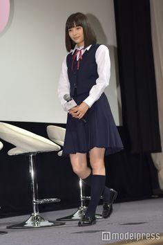 広瀬すず (C)モデルプレス - 広瀬すず、高校卒業後初の制服姿に「可愛い」の声止まらず<先生!>
