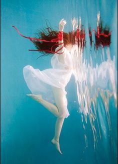 elena kalis - white dress redhead underwater photo.jpg
