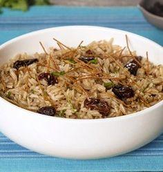 Arroz arabe Lebanese Recipes, Indian Food Recipes, Vegetarian Recipes, Cooking Recipes, Healthy Recipes, Arroz Biro Biro, Arabian Food, Clean Eating, Healthy Eating