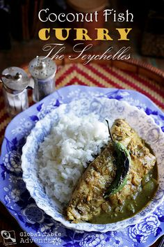 Coconut Fish Curry | The Seychelles