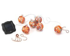solar string lights - there should be more stuff like this out there, dontcha think?