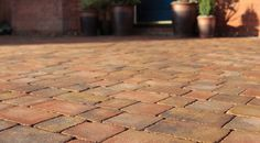 Woburn Cobble Rumbled block paving | Bradstone