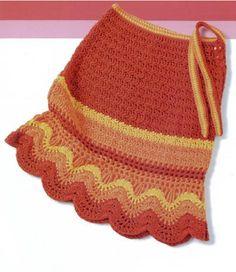 Imagem de Fabuloso e Flirty Crochet
