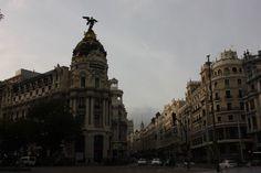 El barrio de las Letras: Cervantes, Lope de Vega y el Congreso de los Diputados