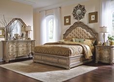 San Cristobal California King Bedroom Group by Flexsteel Wynwood Collection
