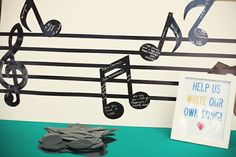 Music Lover's Guestbook. This would've been so us!