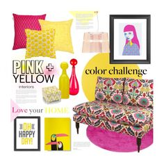 Love your HOME by clovers-mind on Polyvore featuring interior, interiors, interior design, home, home decor, interior decorating, Kartell, TOM TAILOR, Americanflat and KAS Australia