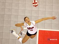 Jordan Larson USA Volleyball