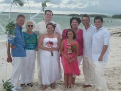 The best day of my life with my family by my side