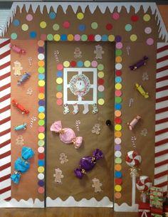 Uma porta que traz um doce sonho de Natal! <3 #cadaportaumahistória #doces #sweets #sonhos #dreams #Natal #Christmas